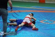پخش کشتی انتخابی المپیک از شبکه ورزش سیما