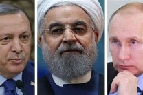 نشست سه جانبه سران ترکیه، روسیه و ایران درباره بحران سوریه در روسیه برگزار میشود