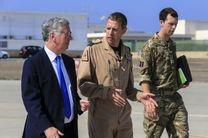 سفر وزیر دفاع انگلیس به اقلیم کردستان عراق