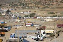 صادرات بیش از یک میلیون و ۴۹۰ هزار تن از مرزهای کرمانشاه