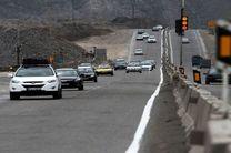 افزایش بیش از 74 درصدی حجم تردد در جاده های کردستان
