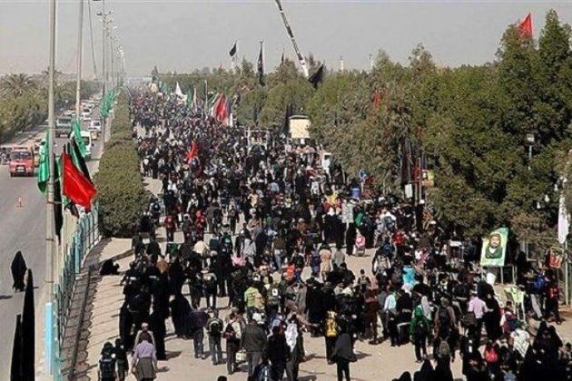 تمهیدات ترافیکی پلیس در مراسم اربعین حسینی اعلام شد
