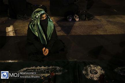 بزرگترین سفره نذری حضرت رقیه (س)