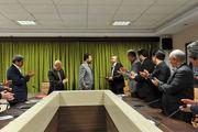 تکریم و معارفه مدیرکل دفتر موسیقی برگزار شد