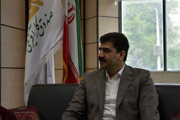حمایت از کالای ایرانی در اولویت صندوق کار آفرینی امید می باشد