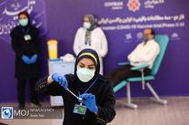 رونمایی از نخستین محصول تولید انبوه واکسن «کوو ایران برکت»
