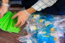 توزیع 15 هزار بسته اقلام بهداشتی در محلات منطقه 10 شهرداری اصفهان