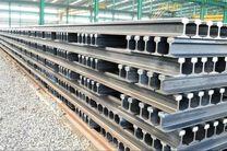 تولید 400 هزار تن ریل در شرکت ذوب آهن