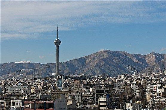 کیفیت هوای تهران در 18 مهر سالم است