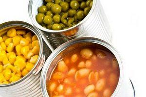 شناسایی ماده خطرناک غذاهای کنسروی در 20 ثانیه