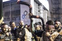 ایران سیاه پوش پسر فاطمه
