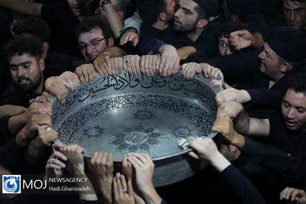 طشت+گذاری+در+مسجد+جامع+اردبیل