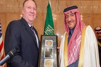 اهداف آمریکا از اعطای نشان «سیا» به ولیعهد عربستان