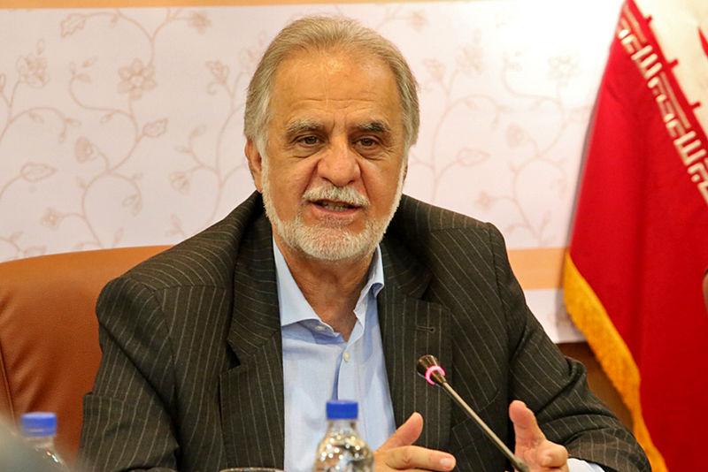 کرباسیان با  کرسی ریاست ایمیدرو خداحافظی کرد/سعد محمدی هدایتگر موقت ایمیدرو