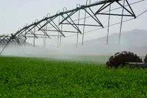 تجهیز 225 هکتار اراضی کشاورزی بهشهر به سیستم آبیاری نوین