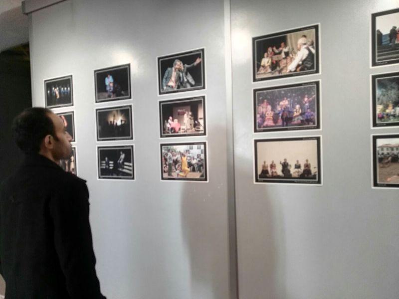 برپایی نمایشگاه گروهی عکس خبری «دیده گار» در رشت