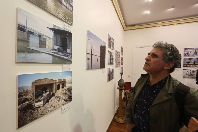 نمایشگاه عکس دهه کرامت در نگارخانه شفق اردکان برپا شد