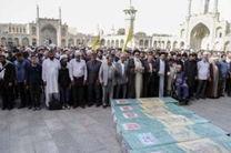 تاکنون 371 شهید مدافع حرم در قم تشییع و به خاک سپرده شده است