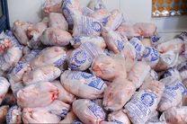 گران فروشی مرغ در گرمای تابستان