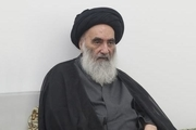 پیام آیت الله سیستانی به رهبران عراق/ ضرورت دوری عراق از تنشهای میان آمریکا و ایران