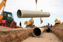 نوسازی خط انتقال آب سدهای میناب وشمیل به بندرعباس با ۳۵ درصد پیشرفت