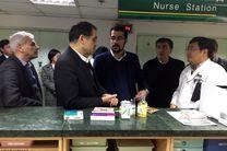 امضای همکاری چین با ایران برای ساخت پنج بیمارستان