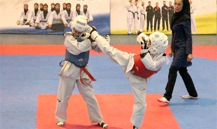 تکواندوکار کرمانشاهی در جایگاه سوم قهرمانی کشور ایستاد