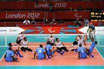 تیم ملی والیبال نشسته روسیه در ایران اردو می زند