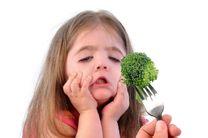ضرورت مصرف سبزیجات برای  کودکان