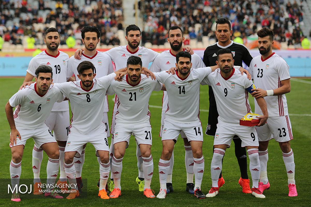 ترکیب اصلی تیم ملی فوتبال ایران مقابل عراق مشخص شد