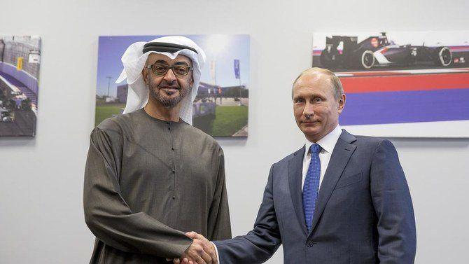 روسیه و امارات متحده عربی در مورد همکاری های منطقه ای رایزنی کردند