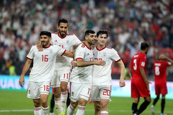 بازتاب پیروزی تیم ملی ایران در رسانه های بین المللی