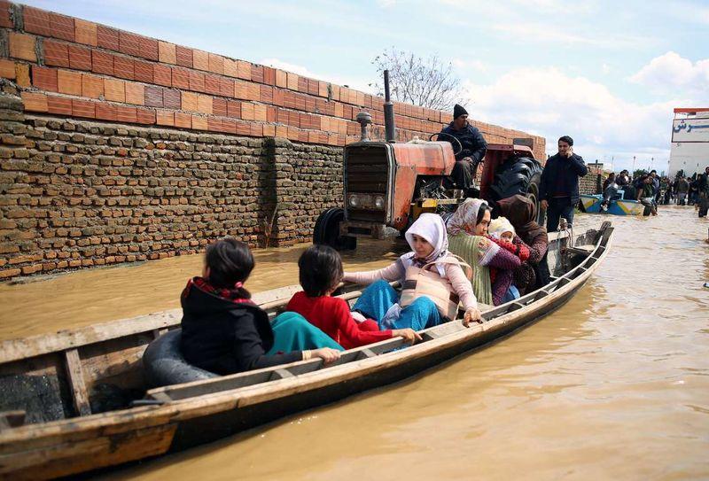 کمک ۲۵۰ میلیونی داوطلب فلاورجانی به سیل زدگان شمال کشور