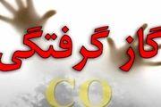 گازگرفتگی 5 نفر در بویین میاندشت
