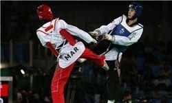 شکست نماینده مراکش مقابل عاشورزاده/ راهیابی فرزان به یک چهارم نهایی