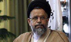 وزیر اطلاعات درگذشت آیت الله حائری شیرازی را تسلیت گفت