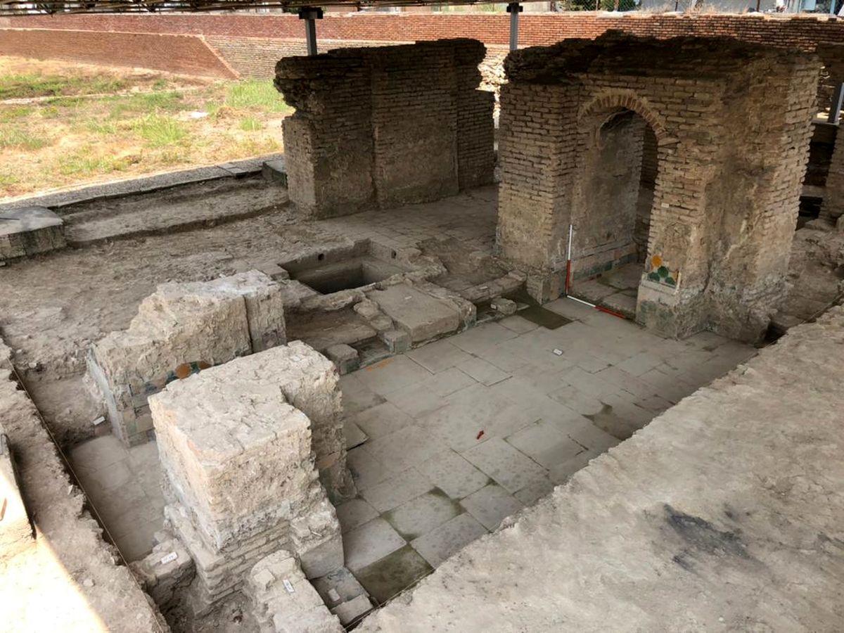 آغاز نخستین فصل کاوش باستانشناسی حمام صفوی ساری