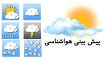 پیش بینی وضعیت جوی تهران طی دو روز آینده