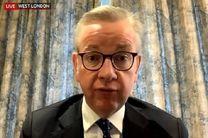 معاون نخست وزیر انگلیس هم قرنطینه شد