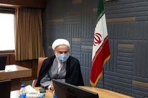 یکی از وظایف ائمه جمعه ایراد خطبه های به روز است/تشکیل بانک اطلاعاتی روحانیون استان کردستان