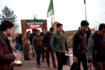 کاروان دانش آموزی راهیان نور بهاباد اعزام شد