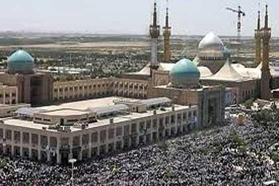 رئیس و اعضای مجمع تشخیص مصلحت نظام با امام راحل تجدید بیعت کردند