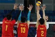 نتیجه بازی والیبال چین و قطر/ چین حریف ایران در فینال شد
