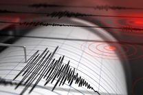 زلزله چهار ریشتری در استان فارس