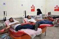 اهدای هزار و 720 واحد خون در تاسوعا و عاشورای حسینی در اصفهان