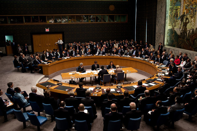 قطعنامه حمایت از ونزوئلا به شورای امنیت می رود