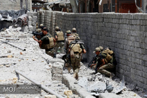 31 نظامی اسیر ارتش سوریه از دست داعش آزاد شدند
