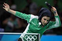 تنیس روی میز قهرمانی آسیا/ بانوان ایران از مرحله گروهی صعود کردند