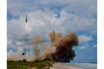 تصاویری از پرتاب بزرگ ترین موشک جهان به فضا + تصاویر
