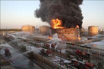 توجیه غیر قانونی معاون وزیر نفت / رد پای چشم بادامی ها در حریق بوعلی سینا / ۴۰نفر از کارکنان در کلاه شعبده باز